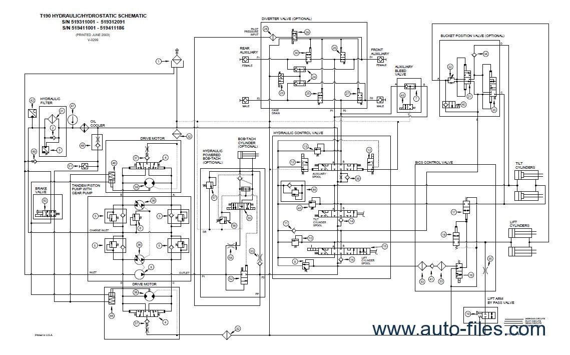 Wiring Diagram For 843 Bobcat -Chevrolet Volt System Wiring Diagram |  Begeboy Wiring Diagram SourceBege Wiring Diagram