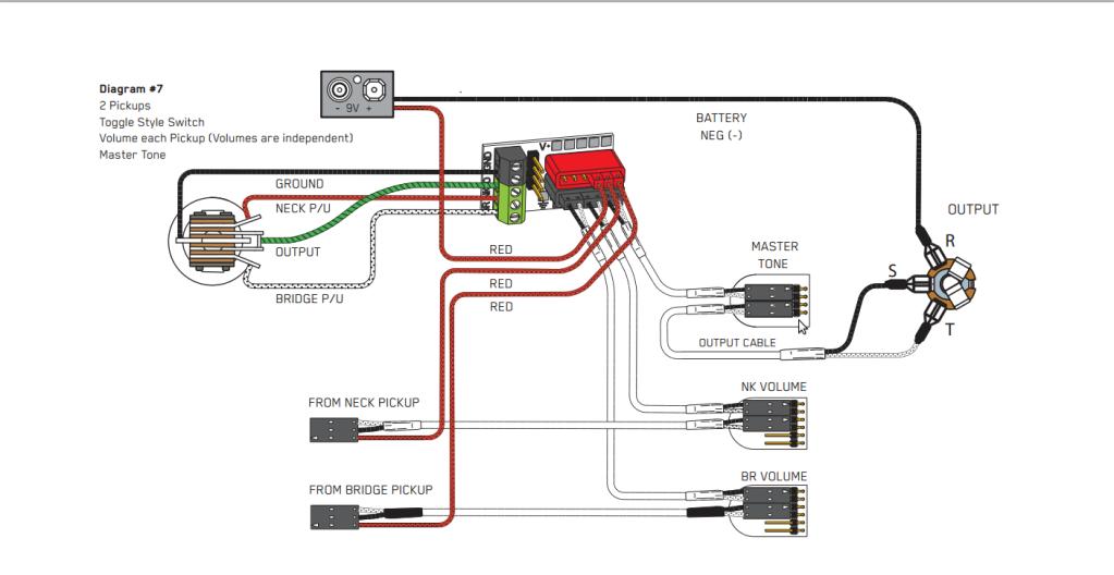 Emg Wiring Diagram Tele