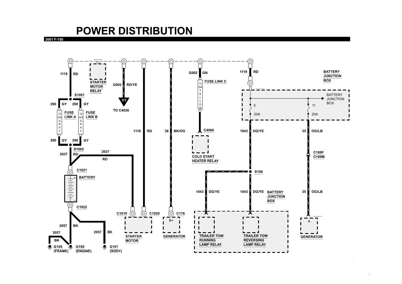 1996 ford f250 wiring schematics da 0216  97 f150 heater wiring diagram get free image about wiring  da 0216  97 f150 heater wiring diagram