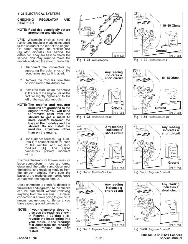 Gt 8174 1963 Bobcat M600 Wire Diagram Download Diagram
