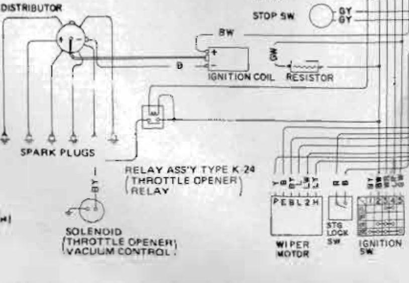 1973 Datsun Wiring Diagram Bege Wiring Diagram