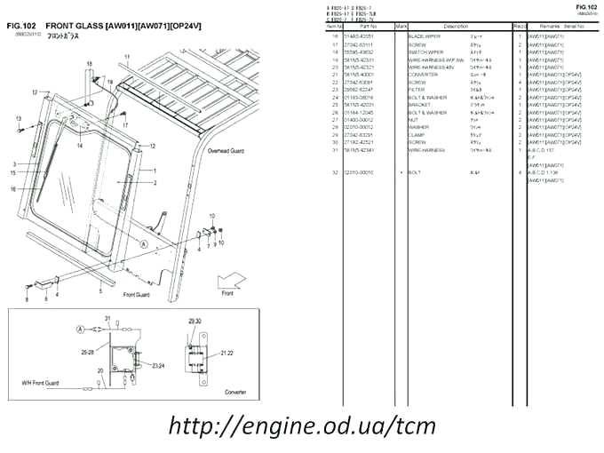 Wiring Diagram Hydraulic Clark Forklift Epc4you