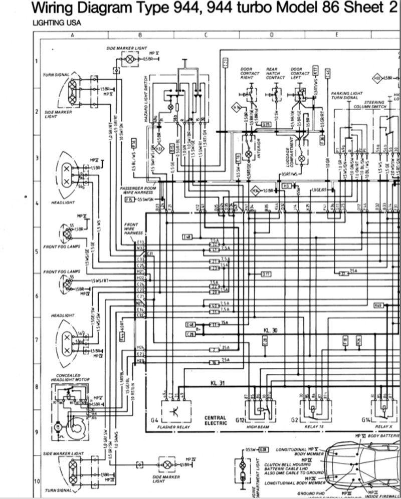 69 Porsche Wiring Diagram Wiring Diagram Camaro Camaro Graniantichiumbri It