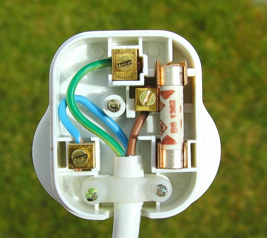 Awesome 9 Easy Steps To Wiring A Plug Correctly And Safely Dengarden Wiring Cloud Icalpermsplehendilmohammedshrineorg
