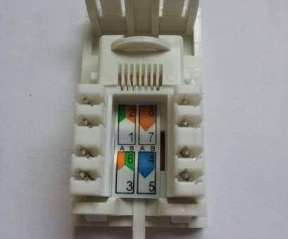 Fabulous Wiring Cat5 Wall Jack Basic Electronics Wiring Diagram Wiring Cloud Monangrecoveryedborg