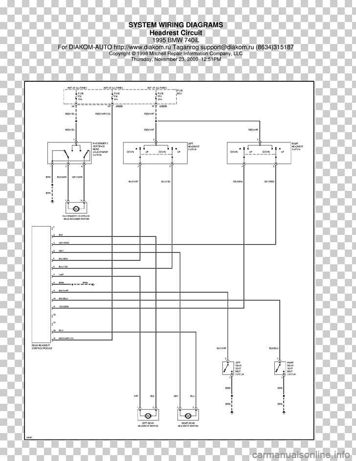 TD_6796] 1995 Bmw 740Il Series Electrical Wiring Diagram Download DiagramIlari Viewor Mohammedshrine Librar Wiring 101