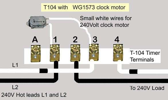 Awe Inspiring How To Wire Intermatic T104 And T103 And T101 Timers Wiring Cloud Histehirlexornumapkesianilluminateatxorg