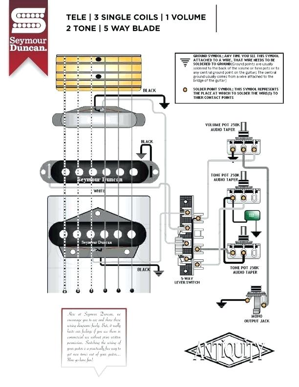Gz 2477  For Seymour Duncan Tele Pickup Wiring Diagrams Free Diagram