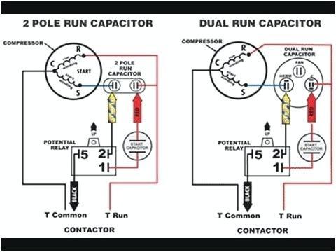run capacitor wiring ag 9047  capacitor start capacitor run motor wiring diagram single motor run capacitor wiring diagram capacitor start capacitor run motor