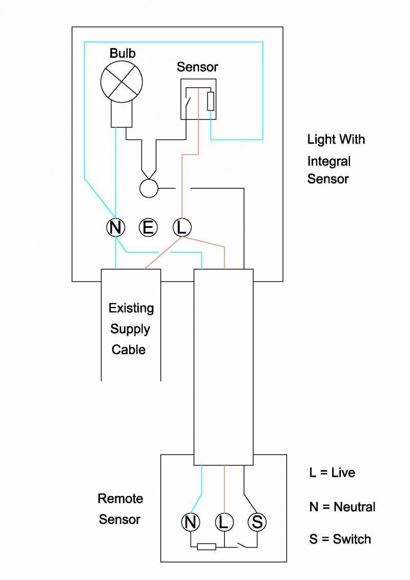 Superb Pir Light Wiring Diagram Basic Electronics Wiring Diagram Wiring Cloud Rdonaheevemohammedshrineorg
