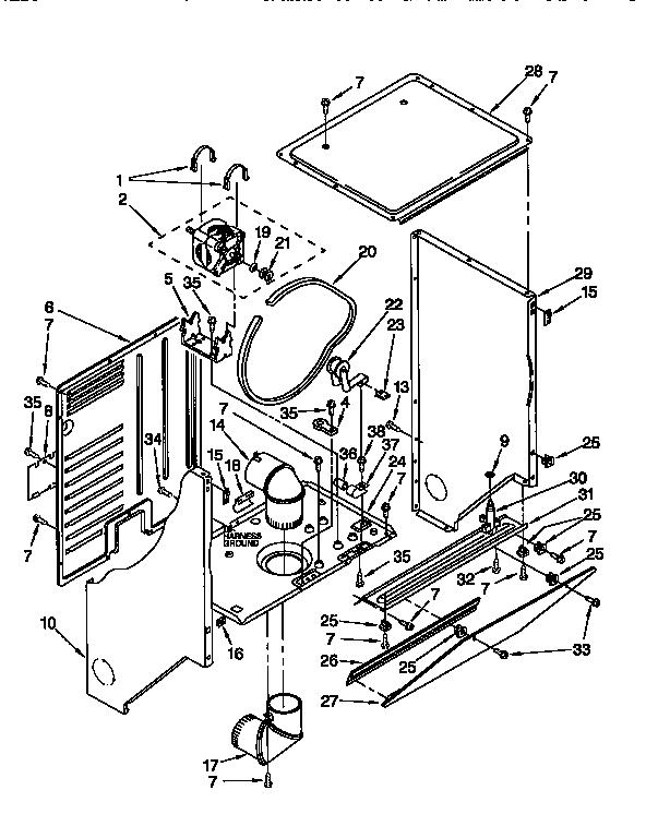 ge washer schematic wiring diagram xg 0344  ge dryer motor wiring diagram kenmore electric dryer  ge dryer motor wiring diagram kenmore