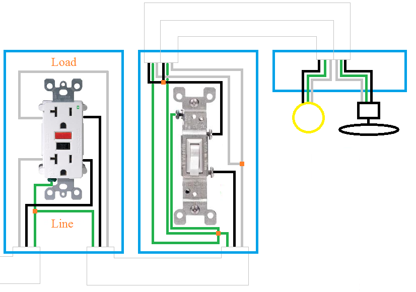 Excellent Basic Electrical Wiring Diagrams Heater Fan Light For Bathroom Wiring Cloud Orsalboapumohammedshrineorg