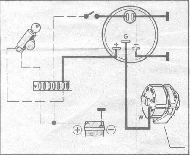 Vg 9535 Vdo Tachometer Wiring Diagram 4000 Download Diagram