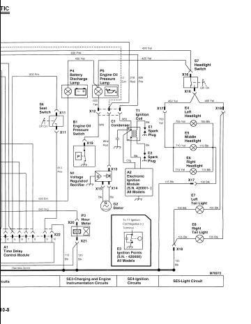 400 john deere riding lawn mower wiring diagram  g 06 ktm