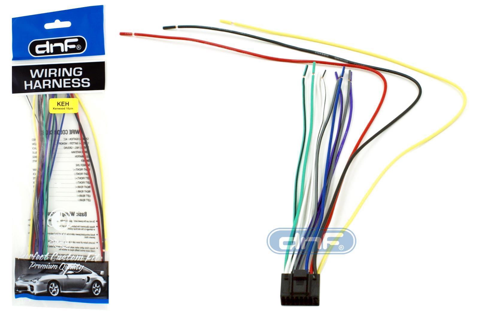Wg 6823 Kenwood Kdc 352u Wiring Harness Wiring Diagram