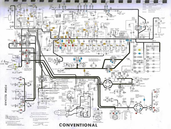 Kenworth Wiring Diagrams