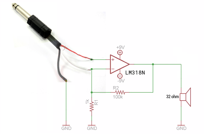 Pleasant Operational Amplifier Very Little Amplification When Amplifying Wiring Cloud Ittabisraaidewilluminateatxorg