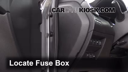 Phenomenal Interior Fuse Box Location 2014 2017 Nissan Rogue 2014 Nissan Wiring Cloud Rineaidewilluminateatxorg