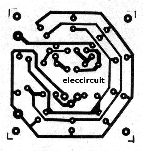 Peachy Led Flashers Circuits And Projects Using Transistor Eleccircuit Com Wiring Cloud Orsalboapumohammedshrineorg
