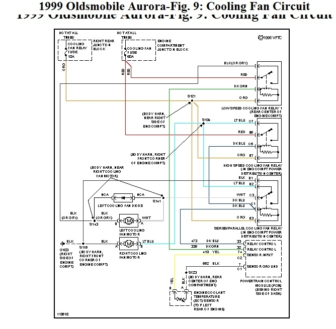 gm fan wiring gm wiring schematics 1996 aurora wiring diagram data  gm wiring schematics 1996 aurora