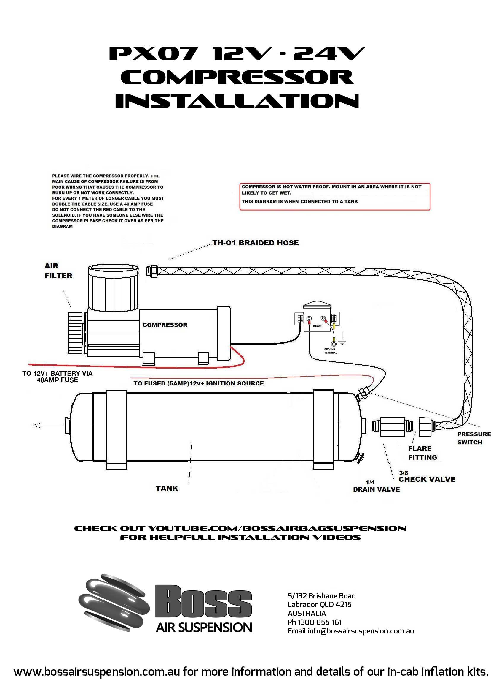 12 volt compressor wiring diagram kg 1267  bag air suspension wiring diagram get free image about  bag air suspension wiring diagram get