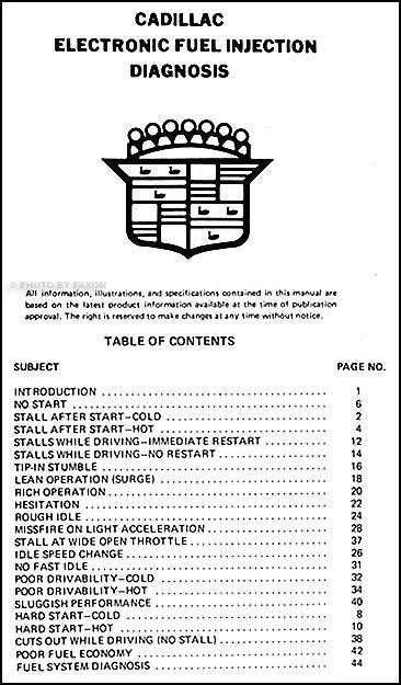 Yg 3261 1977 Cadillac Deville Wiring Diagrams Free Diagram