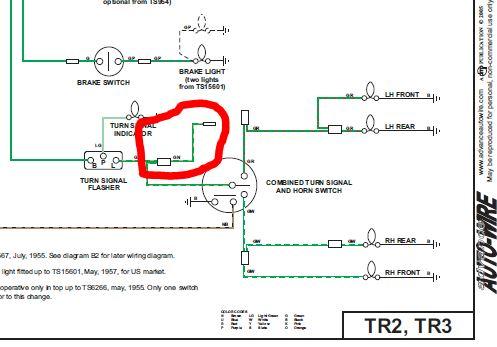 Wiring Diagram Tr6 Forum Tr Register