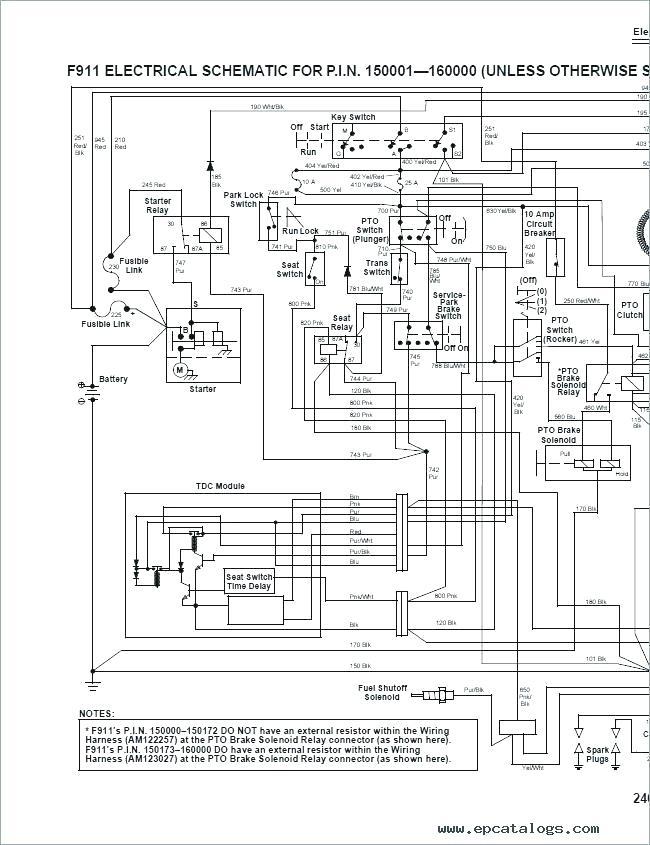 John Deere L110 Wiring Diagram Gem
