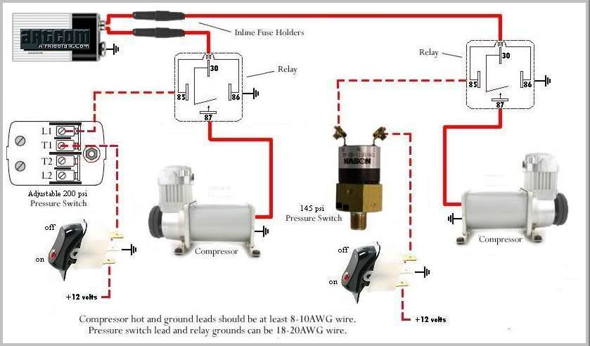 Cool Pressure Switch Wiring Viair Wiring Diagram Experts Wiring Cloud Cranvenetmohammedshrineorg