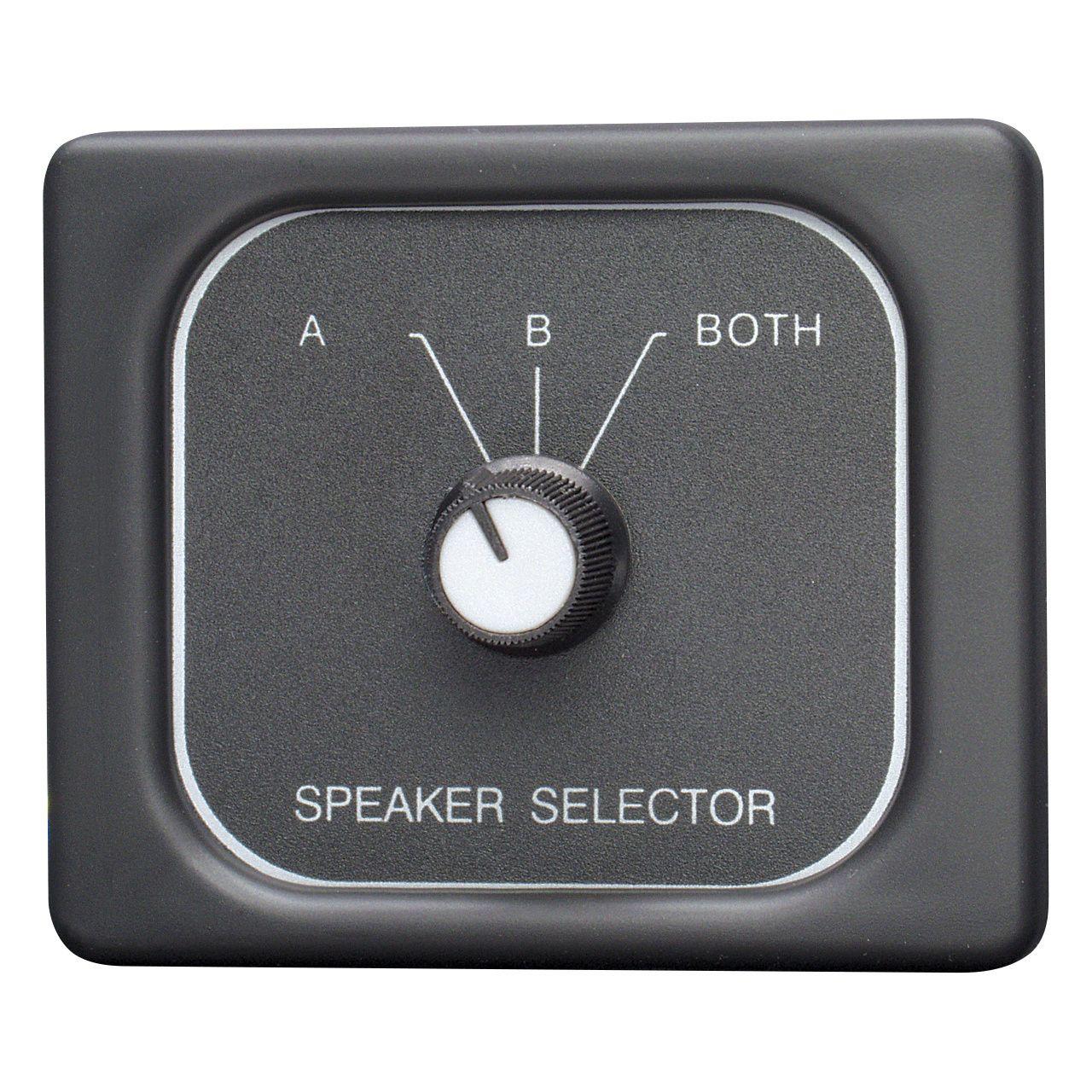 Rv Speaker Selector Switch Wiring Diagram