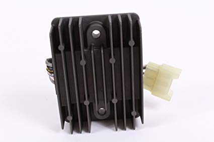 Surprising Amazon Com Honda 31620 Zg5 033 Rectifier Assembly 20A Automotive Wiring Cloud Grayisramohammedshrineorg
