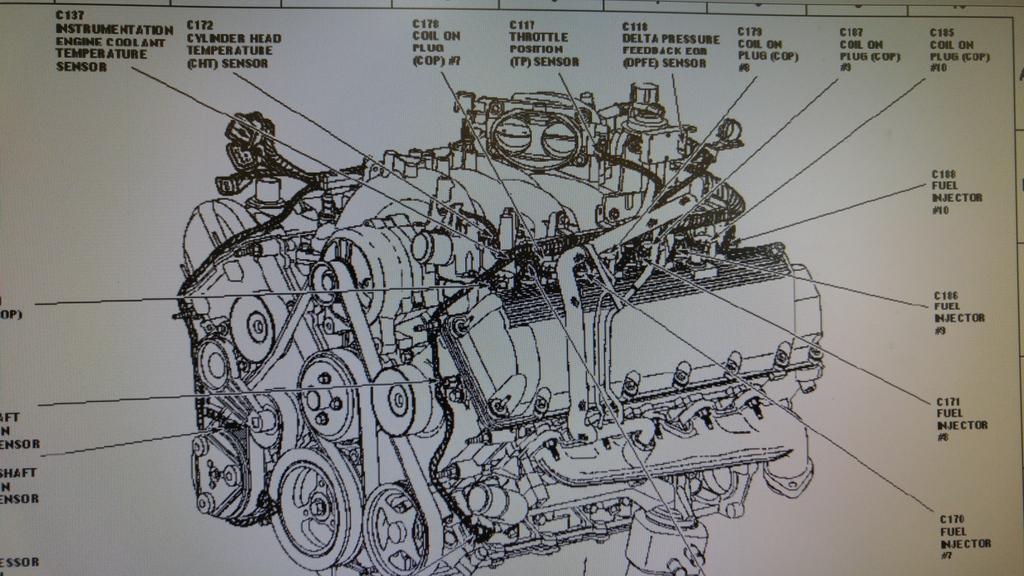 Ra 6178  Ford V10 Engine Diagram Download Diagram