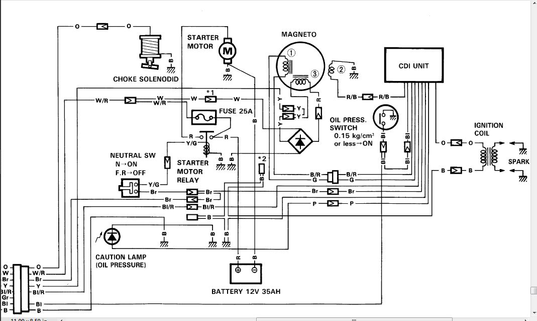 Lv 7046 Yamaha 90hp 4 Stroke Wiring Diagram Wiring Diagram