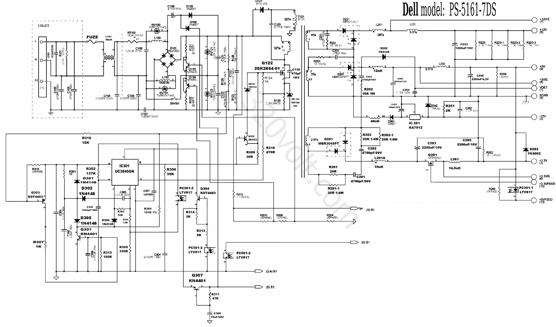 Hp Laptop Adaptor Circuit Diagram