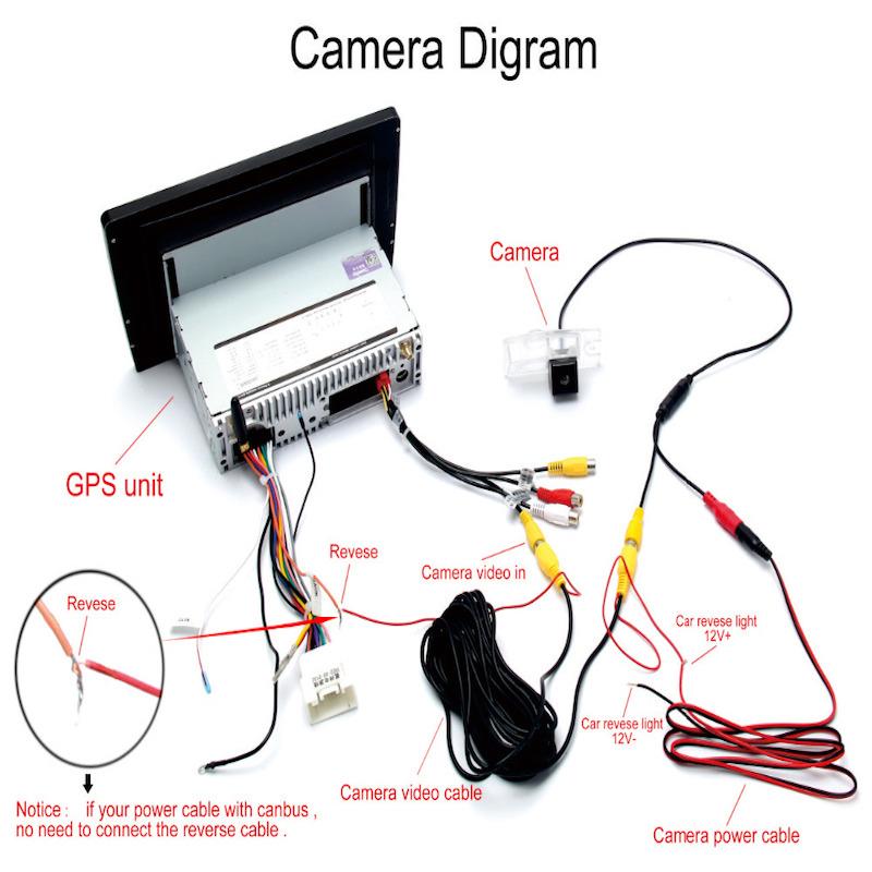 2018 Toyota Tacoma Backup Camera Wiring Diagram