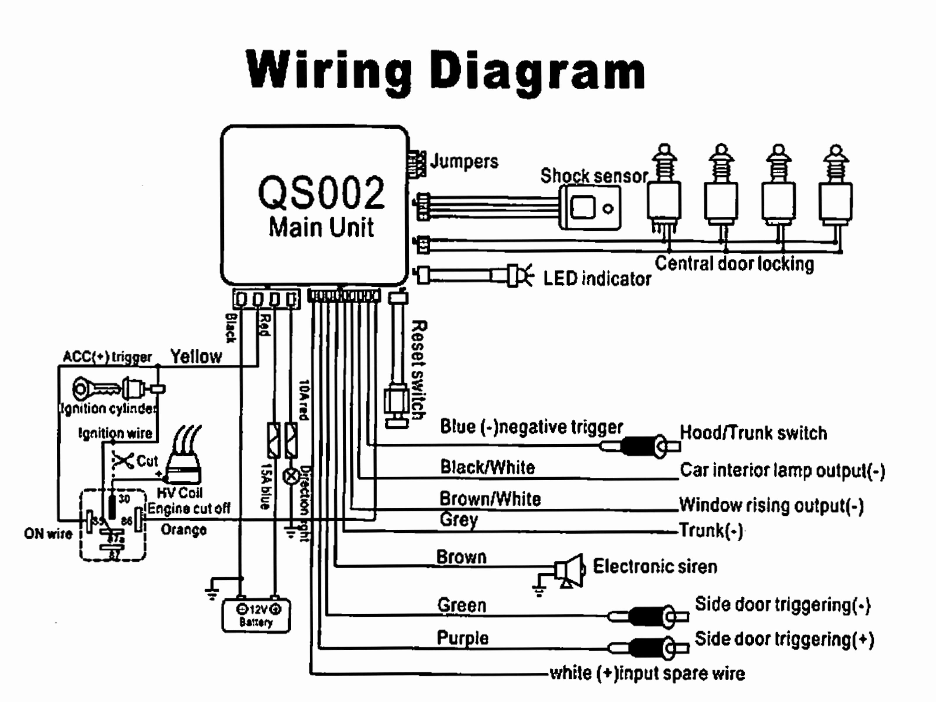 Audiovox Prestige Wiring Diagram