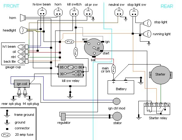 road star wiring diagram - 2001 kia sephia fuse diagram for wiring diagram  schematics  wiring diagram schematics