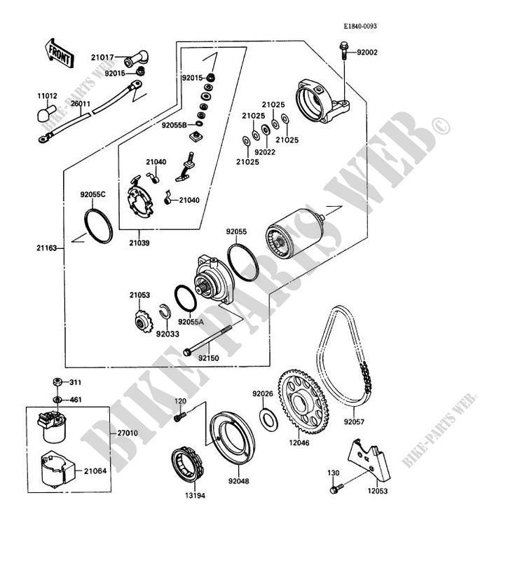 Kawasaki Mule 1000 Engine Parts Diagram Wiring Diagram Alternator B Alternator B Sposamiora It