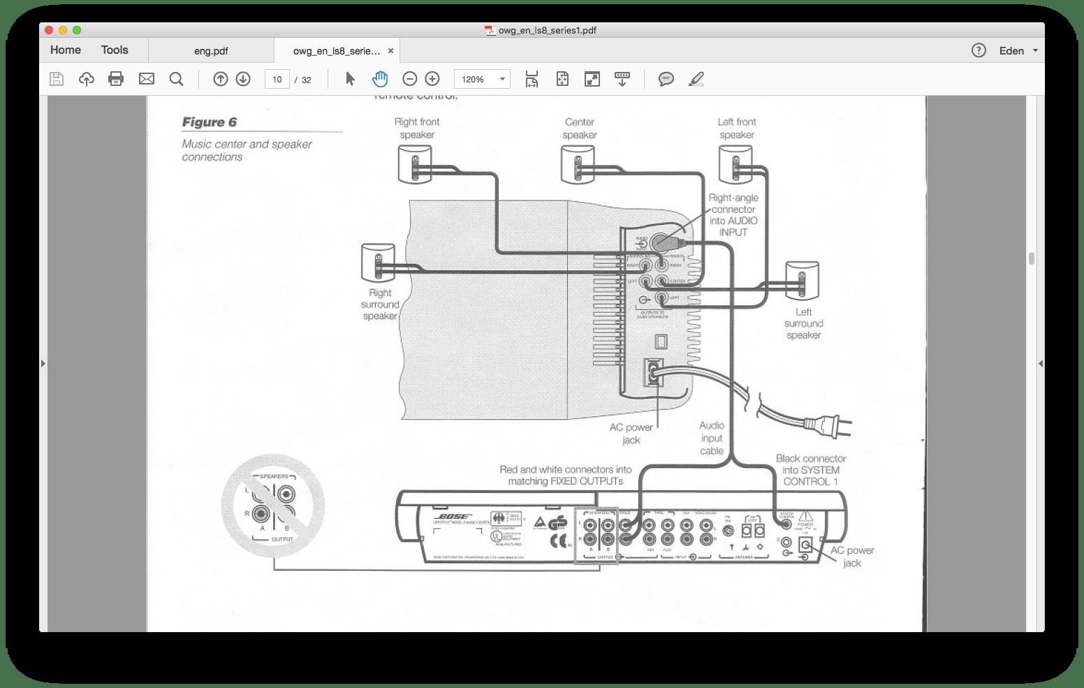 Bose T20 Wiring Diagram - Diagram Design Sources electrical-solid -  electrical-solid.nius-icbosa.itnius-icbosa.it
