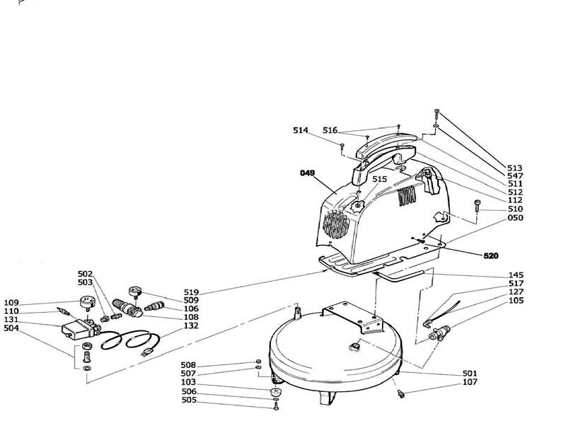 KO_6900] Bostitch Air Compressor Wiring Diagram Schematic WiringOgeno Embo Heeve Mohammedshrine Librar Wiring 101