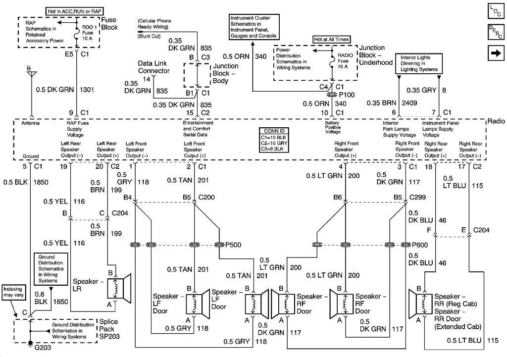 2014 silverado bose speaker wiring diagram cl 1617  bose sub amp wiring diagram chevy wiring diagram  bose sub amp wiring diagram chevy