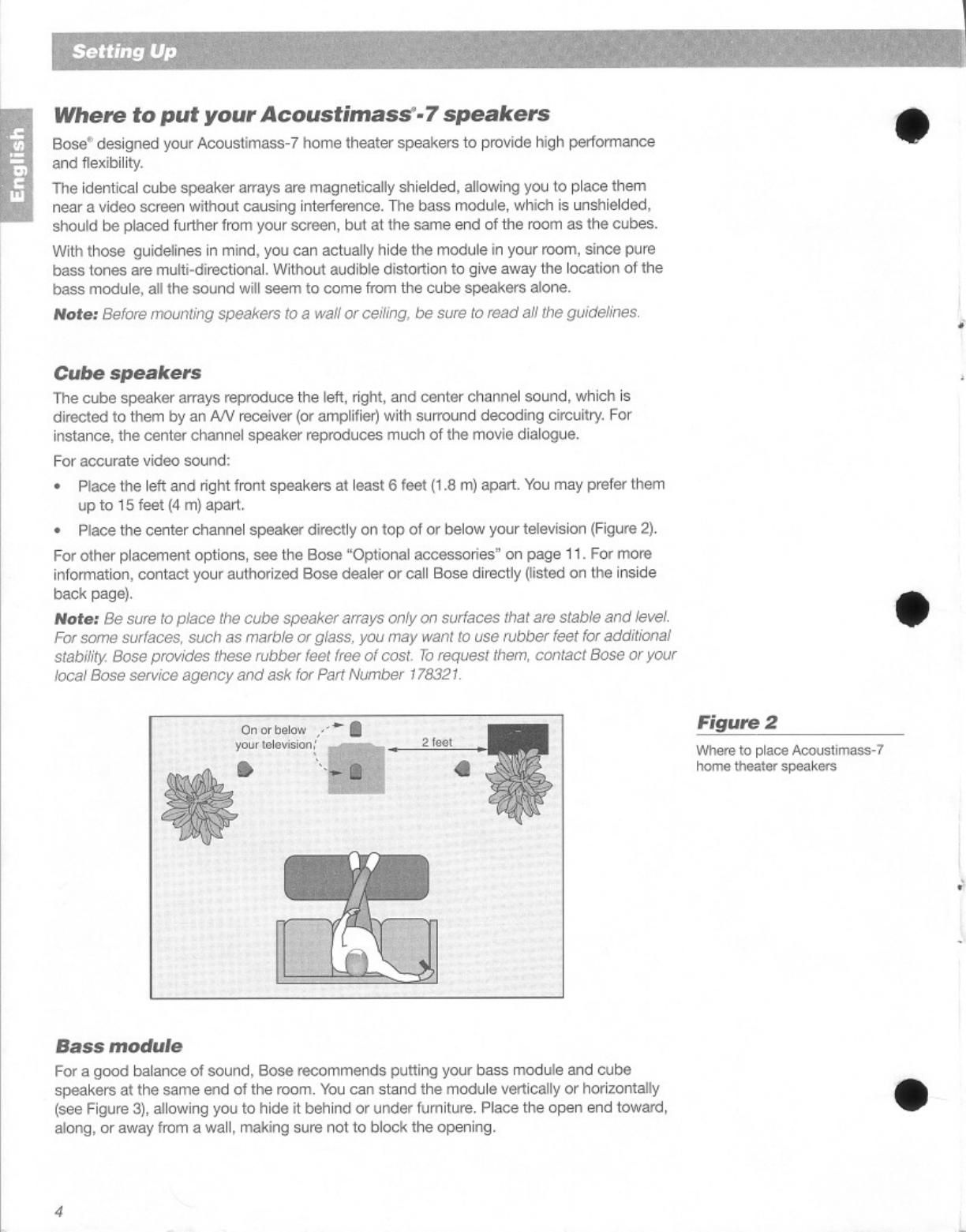 Ht 3808 Bose Acoustimass 7 Wiring Diagram Wiring Diagram