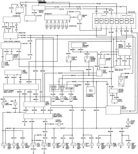 1976 Fj40 Wiring Diagram - Wiring Diagram