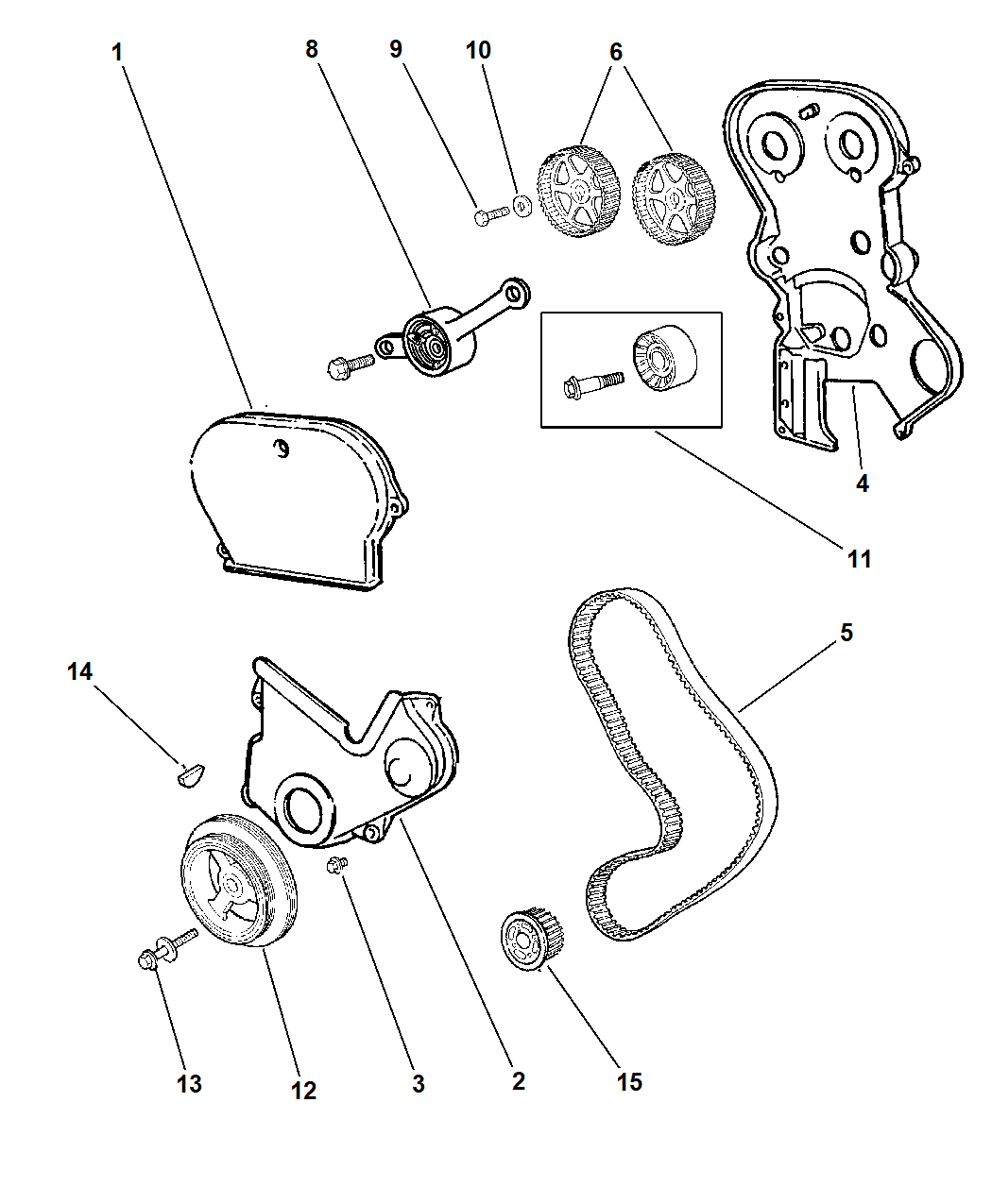 Dz 2467 1999 Sebring Convertible Belt Diagram Free Diagram
