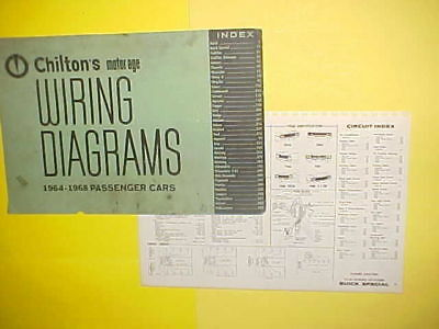 Df 9651 1968 Buick Skylark Wiring Diagram Schematic Wiring