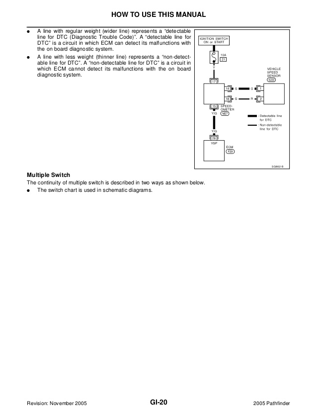 nissan schematic diagram ac 9686  05 nissan pathfinder belt diagram wiring schematic  belt diagram wiring schematic