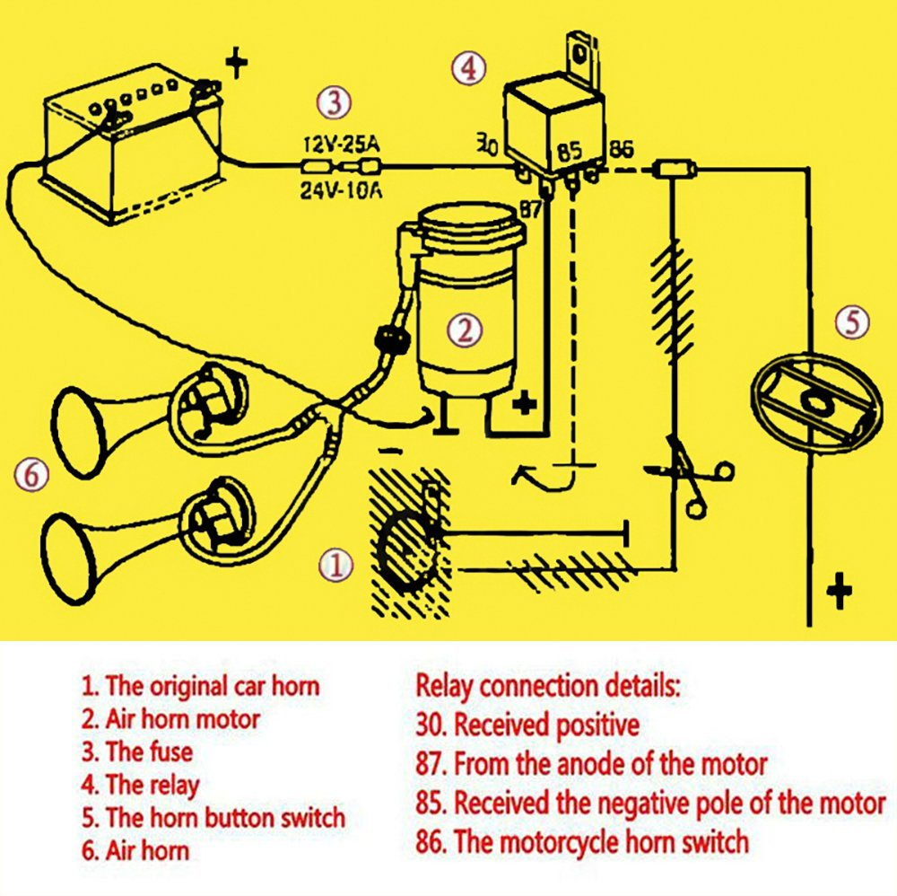 Nc 5199 Wiring Diagram Together With Motorcycle Horn Relay Wiring Diagram Download Diagram