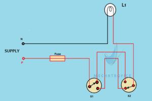 Fantastic Staircase Wiring Circuit Diagram Working Wiring Cloud Cranvenetmohammedshrineorg