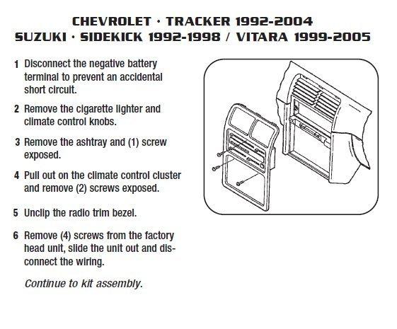 Suzuki Vitara Wiring Diagram 1992 2004 Isuzu Rodeo Wiring Diagram For Wiring Diagram Schematics