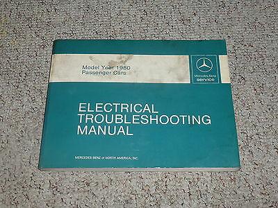 Incredible 1974 Mercedes Benz 450Sl 450Slc 450 Sl Slc Electrical Wiring Wiring Cloud Ittabisraaidewilluminateatxorg